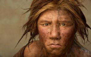 La donna di Neandertal Wilma (National Geographic)