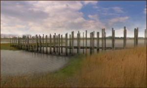 La Londra dell'epoca era piena di isolette collegate (www.channel4.com)