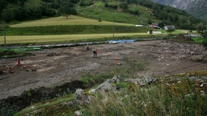 L'insediamento Vichingo di Laerdal (Ole Ramshus Salthun-NRK)