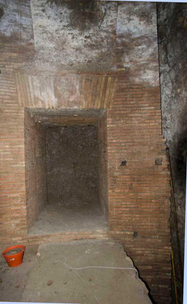 Finestra appartenente alla struttura circolare (beniculturali.it)