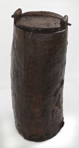 Il barile pieno di burro (Museo Nazionale dell'Irlanda)