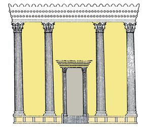 Il disegno del Tempio (ritmeyer.com)