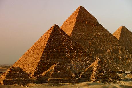 La Grande Piramide è considerata la tomba del Faraone Khufu (Kenneth Garrett/NGS)