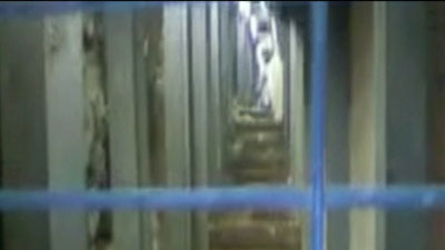 La scalinata portava al Secondo Tempio (Sky News)