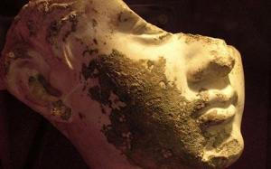 La presunta testa di Nerone (biblicalpaths.wordpress.com)