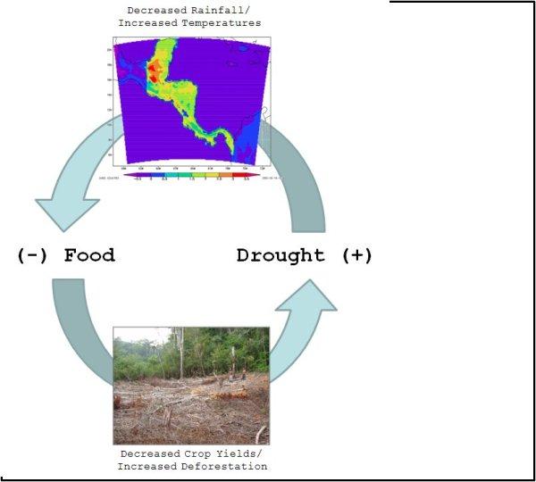 Un circolo mortale di siccità, riscaldamento e deforestazione potrebbe aver condannato i Maya (science.nasa.gov)
