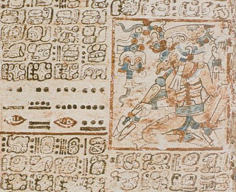 Il Codice di Dresda (Library of Congress)
