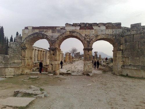 La top ten dei siti archeologici in turchia il fatto storico - Porta di mileto ...