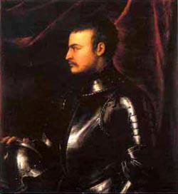 Ritratto di Giovanni dalle Bande Nere (Università di Pisa)