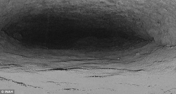 La prima immagine trasmessa (INAH)