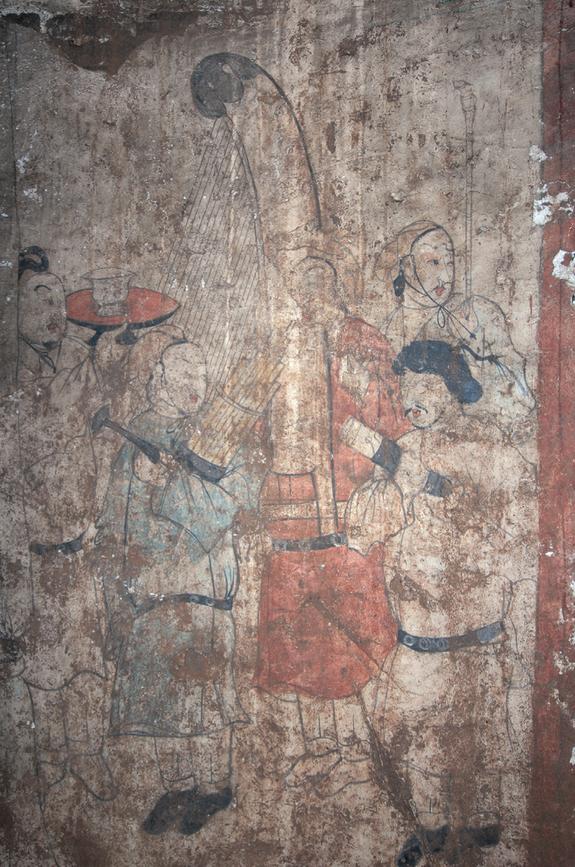 Scoperte eccezionali pitture murali in Cina | Il Fatto Storico