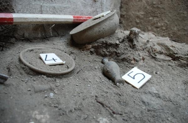 (Soprintendenza per i Beni Archeologici della Puglia)