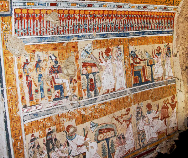 (Supreme Council of Antiquities, AP)