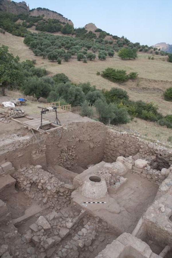 (Archaeological Exploration of Sardis / Harvard University)