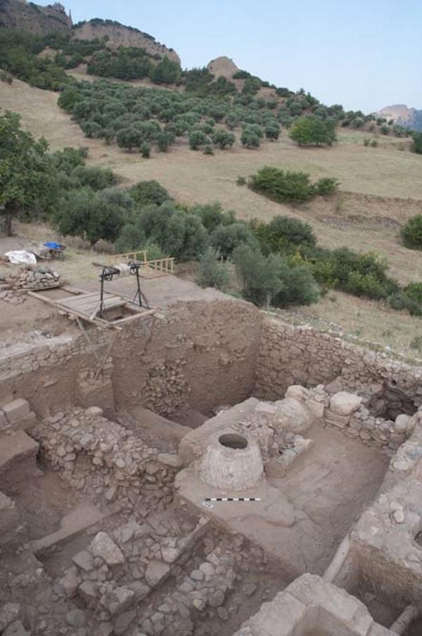 (Archaeological Exploration of Sardis / Harvard University)