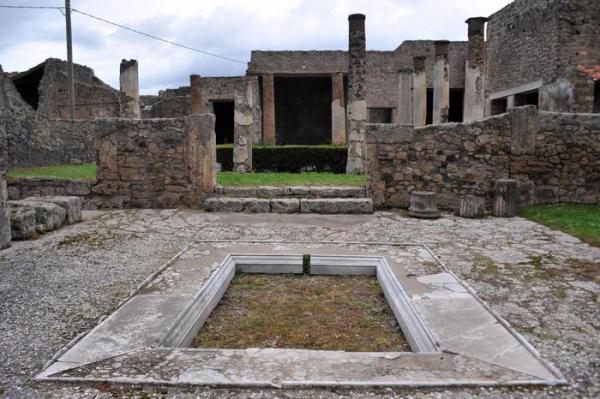 Casa di Trittolemo (ANSA)