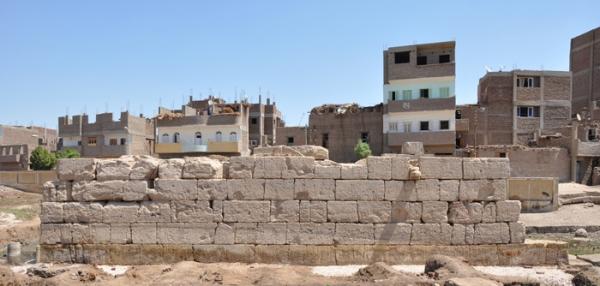 Il muro del tempio (Marleen De Meyer)