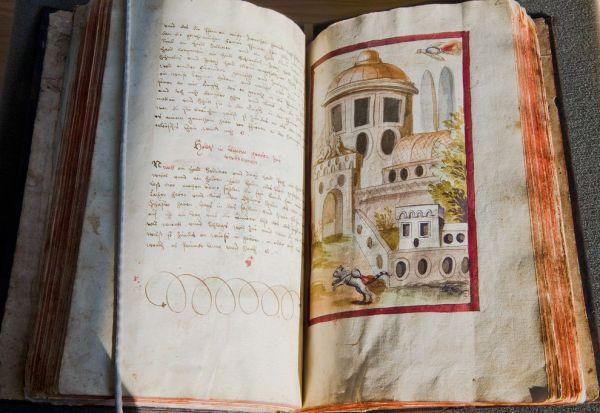 Altri animali da un manoscritto del 1590 (Matt Rourke, AP)