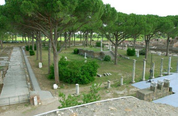 Piazzale delle corporazioni (Soprintendenza speciale per i beni archeologici di Roma)