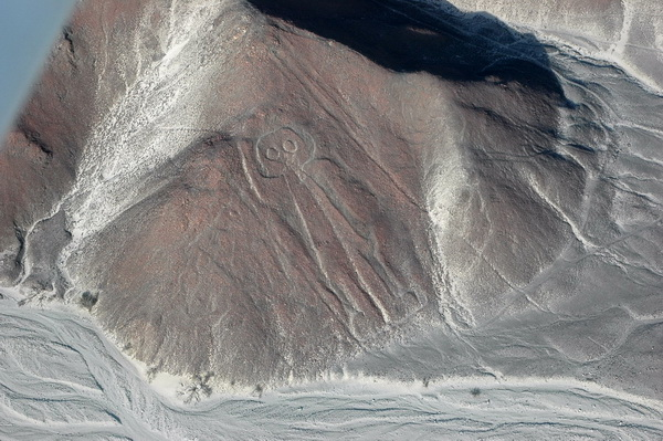 L'astronauta di Nasca (Giovanni Apicella, IlMioViaggio)