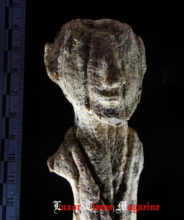 La statua di avorio (Luxor Times Magazine)