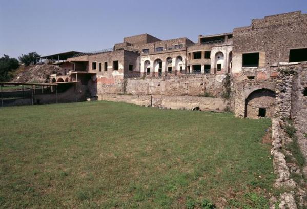 La Casa di Marco Fabio Rufo (Suor Orsola Benincasa)