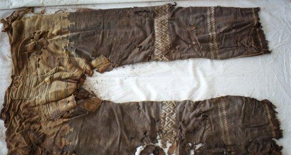 I pantaloni più antichi del mondo (M. Wagner, German Archaeological Institute)