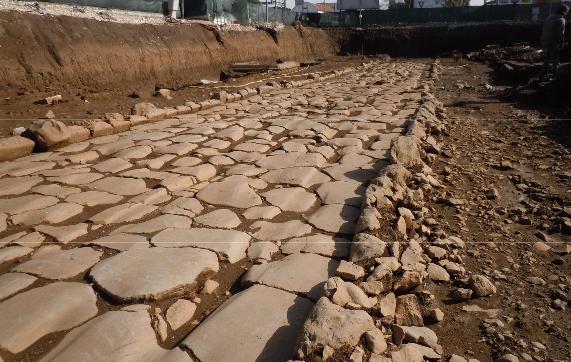 (Soprintendenza Speciale per i Beni Archeologici di Roma)