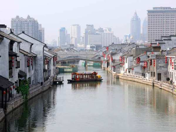 (Ibid, Wuxi City Section of Jiangnan Canal)