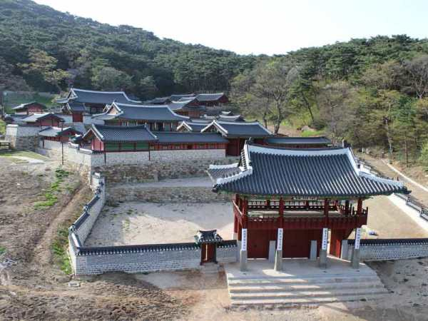 (NCTI, Reconstruction of Namhansanseong Emergency Palace)