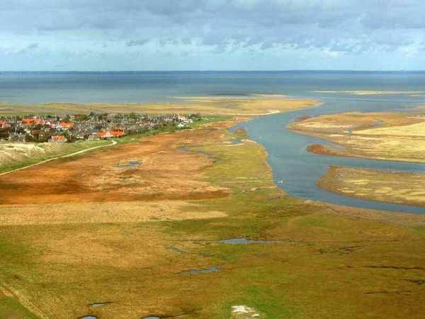 (JOFRI, Aerial view of Wadden Sea)