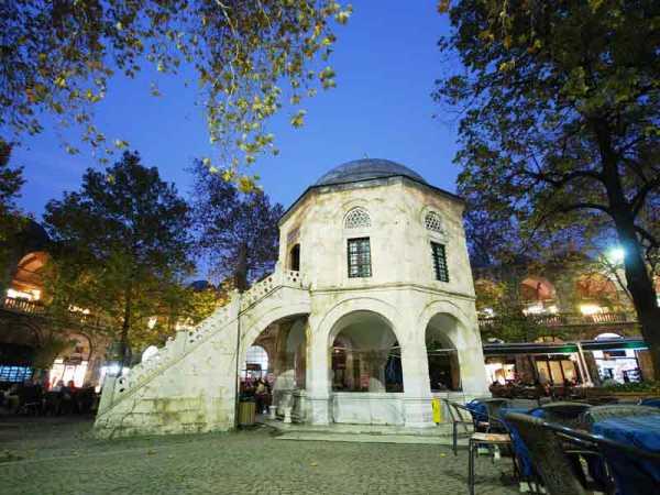 (Ministry of Culture and Tourism- Umut Özdemir, Koza Han)