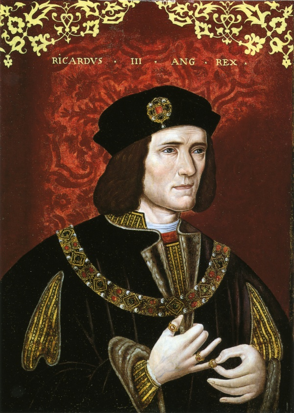 Ritratto di Riccardo III (wikimedia)
