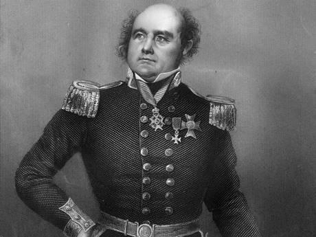 Sir John Franklin (Getty)