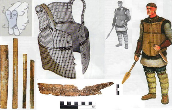 Un armatura di ossa dell et del bronzo il fatto storico - Armatura dell immagine del dio ...