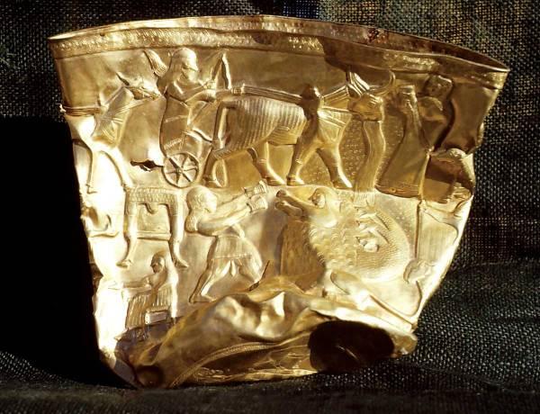Un tesoro per cui morire (University of Pennsylvania Museum)