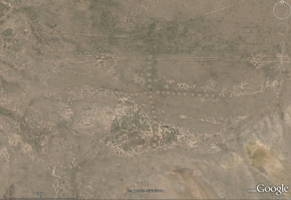 (DigitalGlobe, courtesy Google Earth)