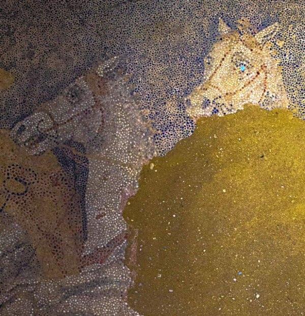 I cavalli (Ministero della Cultura della Grecia)