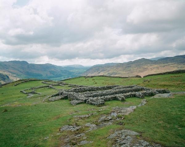 Il forte romano di Hardknott (English Heritage)