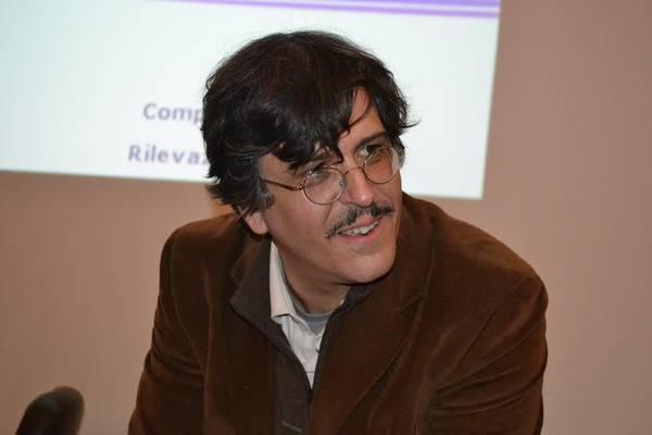 Vito Mocella, fisico dell'Istituto per la Microelettronica e Microsistemi del Consiglio Nazionale delle Ricerche (Monica Nardone)