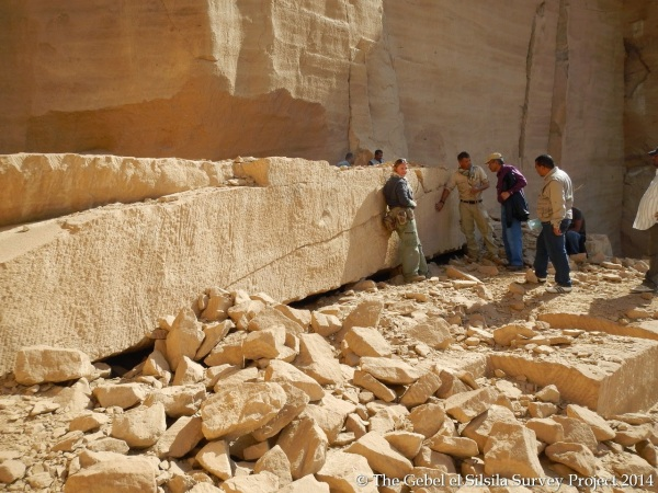 (Gebel el Silsila Survey Project)