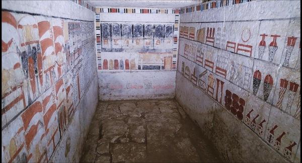 La tomba di Sabi (MOA)