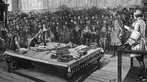 Kidd interrogato nel parlamento britannico (AFP)