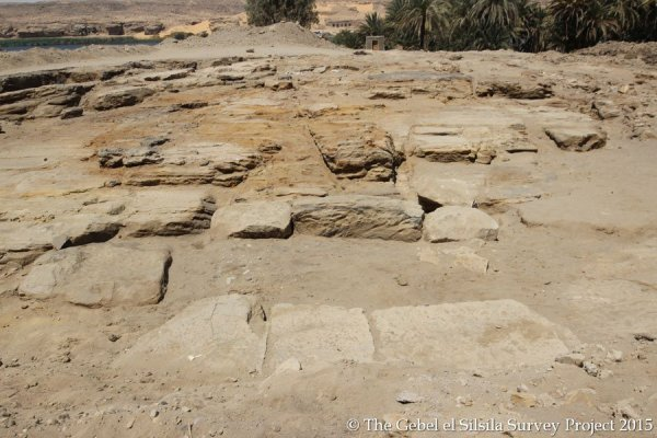 (The Gebel el Silsila Survey Project)