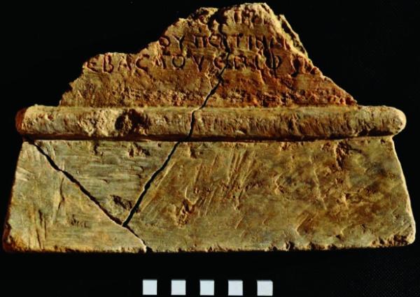 Un'altra iscrizione dal tempio di Serapide risalente all'epoca di Settimio Severo (S.E. Sidebotham)