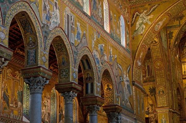 La cattedrale di Monreale (CRICD)