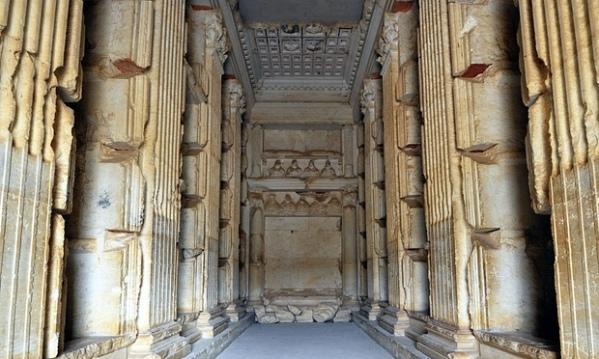 L'interno della torre (Alamy)
