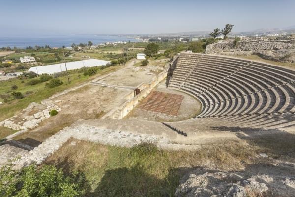 Il teatro di Soli (Cortyn, Shutterstock.com)