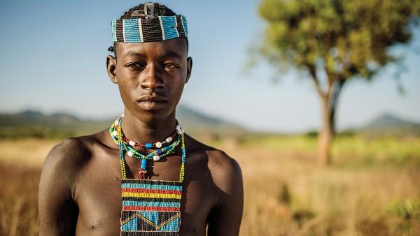 Un ragazzo di etnia Ari (Ben Pipe/Robert Harding World Imagery/Corbis)