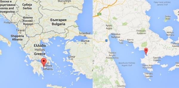 Localizzazione del sito (Google)